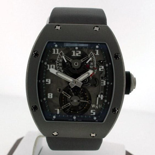 Mens Watch With Custom Engraving RM 002-Ti