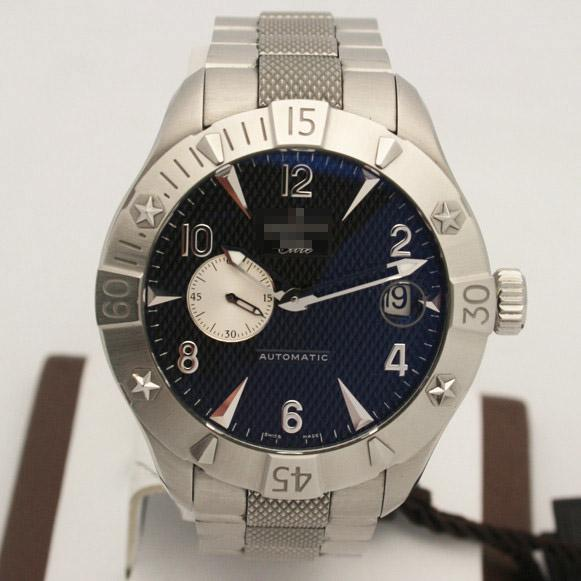 Customize World's Most Luxurious Men's Stainless Steel Automatic Watches 03-0516-680-21-M516