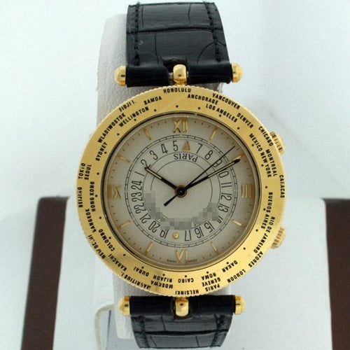 Wholesale Men's 36mm 18k Yellow Gold Watches