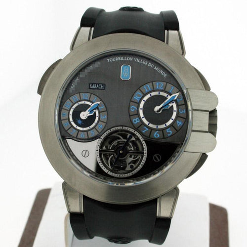 Best Shop Awesome Customized Men's Zalium Automatic Watches 400-MATTZ45ZC-WA