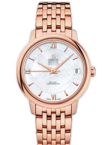 Custom Rose Gold Watch Dial 424.50.33.20.05.002