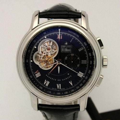 Customize International Luxurious Men's Stainless Steel Automatic Watches 03.1260.4021/02.C505