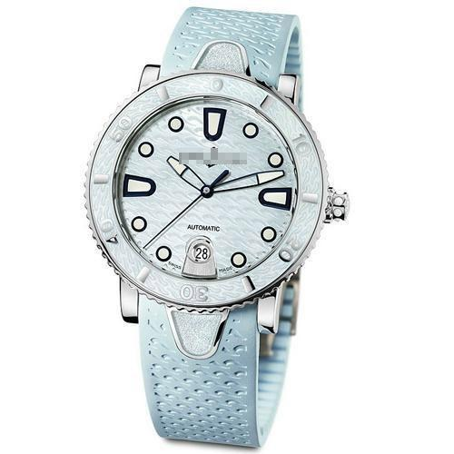Custom Made Beautiful Elegance Ladies Stainless Steel Automatic Watches 8103-101-3/03
