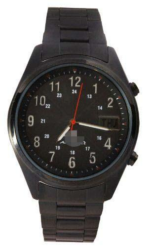 Customized Gunmetal Watch Dial