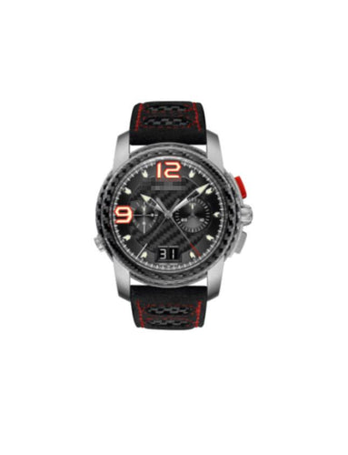 Wholesale Net Shop Hot Fashion Men's Carbon Fiber Automatic Watches 8886F-1503-52B