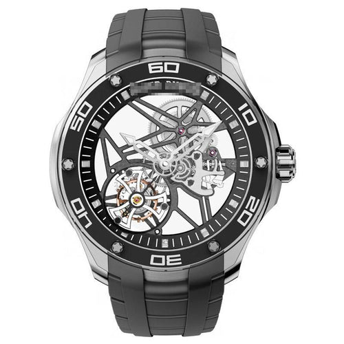 Custom Fashion Luxury Men's Titanium Manual Wind Watches RDDBPU0002