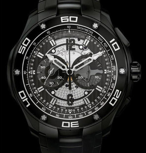 Custom International Luxury Men's Titanium PVD Automatic Watches RDDBPU0005