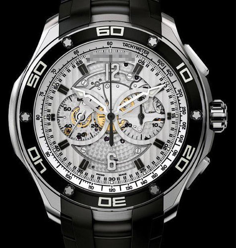 Custom High End Luxury Men's Titanium Automatic Watches RDDBPU0004
