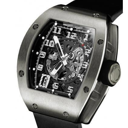 Mens Watch With Wholesale Engraving RM 010-Ti