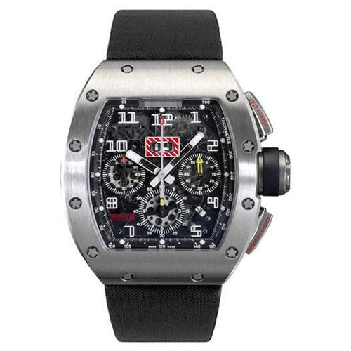 Mens Watch You Can Engrave RM 011-Ti