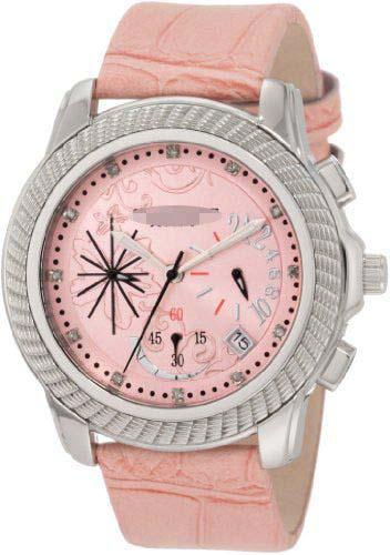 Customize Pink Watch Dial
