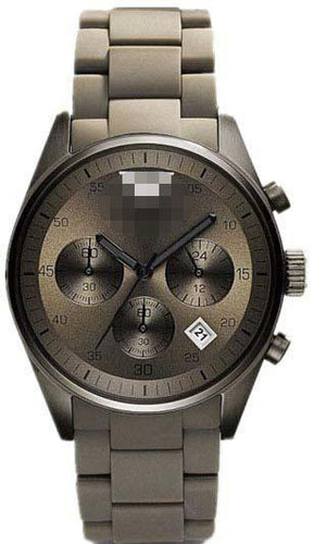Customised Khaki Watch Dial AR5950