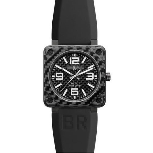 Best Wholesale Great Men's Carbon Fiber Automatic Watches BR01-92