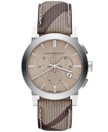 Customization Fabric Watch Bands BU9361