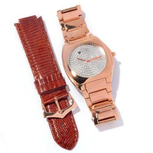 Custom Gold Watch Bands CN307315INRG