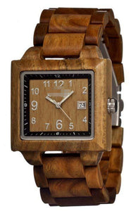 Wholesale Wood Watch Bands EW1004