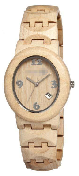 Customized Wood Watch Bands EW1101