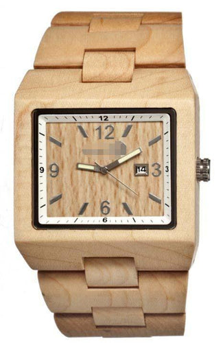 Wholesale Wood Watch Bands EW1201