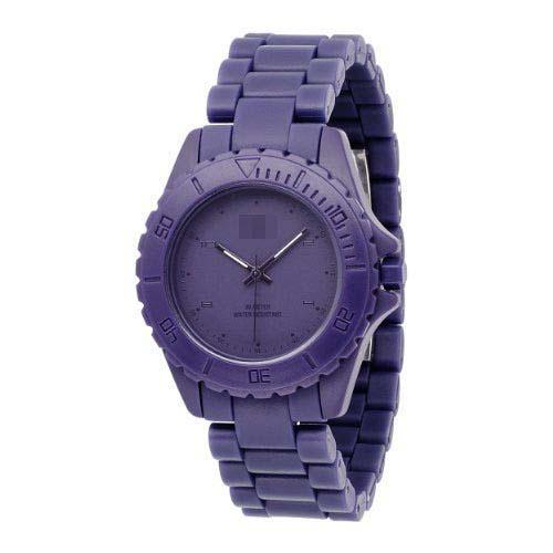 Custom Purple Watch Dial