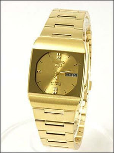 Customize Gold Watch Bracelets SNY008J1