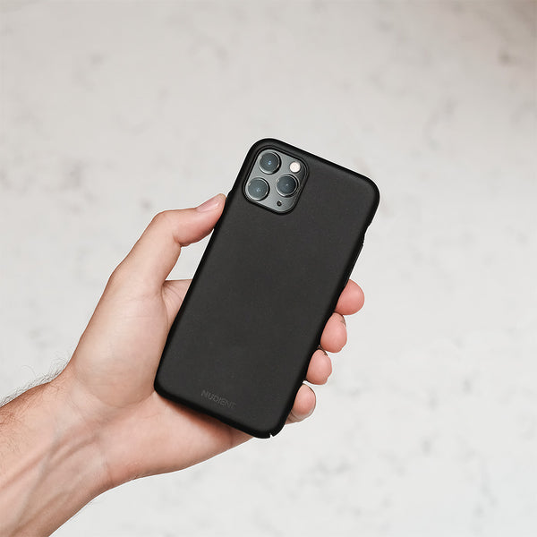 "Coque Fine Pour iPhone 11 6,1"" V2 - Stealth Black"