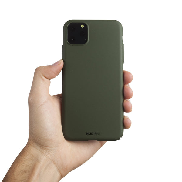 "Coque Fine Pour iPhone 11 Pro Max 6,5"" V2 - Majestic Green"