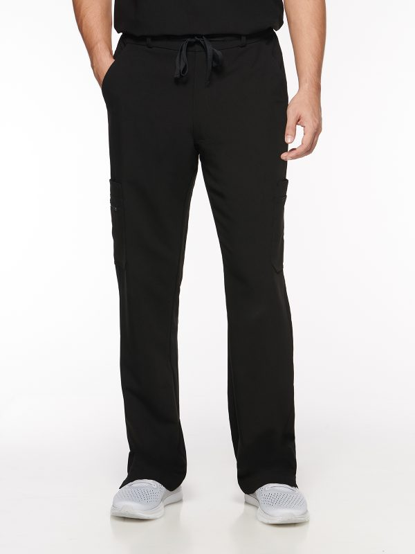 Mens / Unisex Pant French-Fly Pant with 9 Pockets (96001)