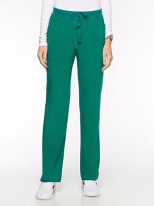 Womens Pant Yoga Pant with 9 Pockets – Regular (93002R) - A Plus Medical Scrubs