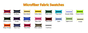 A+ Microfiber Crossover with Contrast Border Piping 5 Pocket Set Half Sleeve - A Plus Medical Scrubs