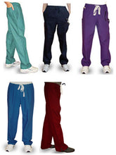 Load image into Gallery viewer, A+ Microfiber fabric qld pants select your style - A Plus Medical Scrubs