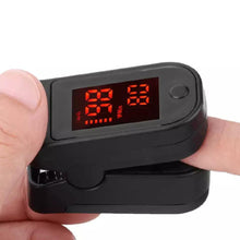 Load image into Gallery viewer, Simple Operation Pulse Oximeter with OLED Display (will ship within 24 hours) - A Plus Medical Scrubs