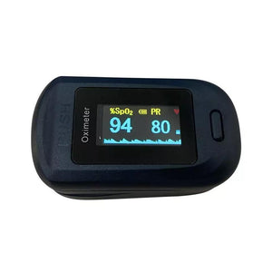 Simple Operation Pulse Oximeter with OLED Display (will ship within 24 hours) - A Plus Medical Scrubs
