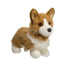 Cuddle Toys 1713 Corgi Plush Toy