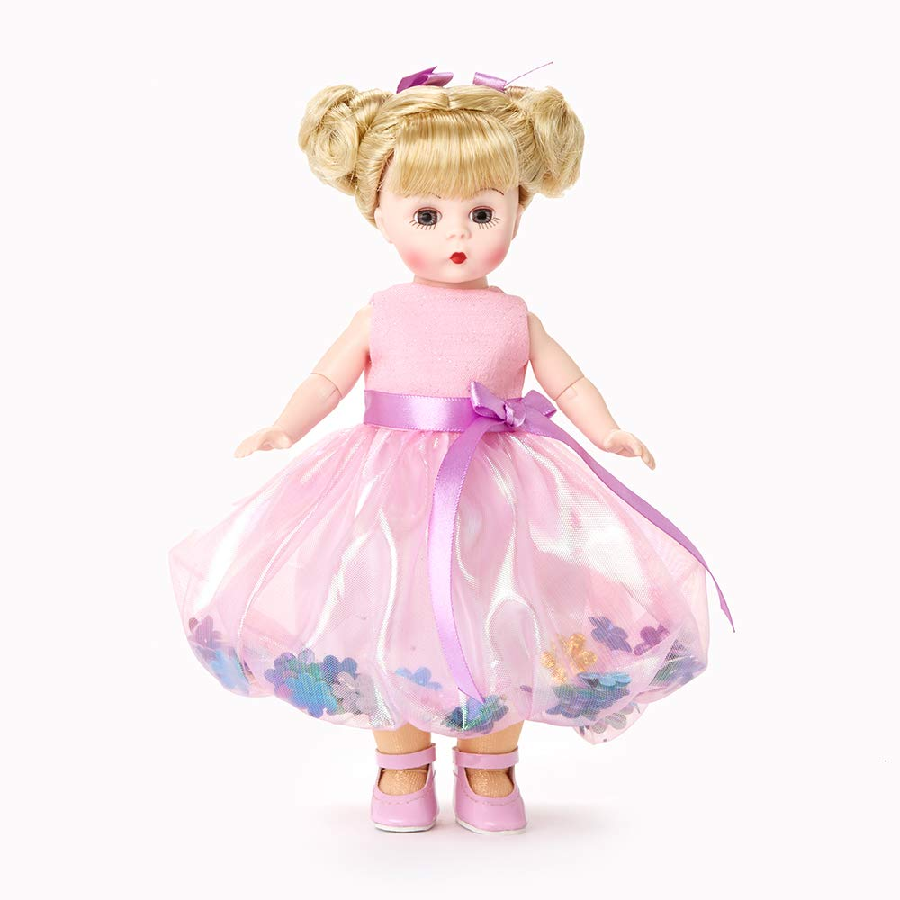 "Madame Alexander 8"" Birthday Joy Light Skin Tone Blue Eyes/Blonde Hair, Multicolor"