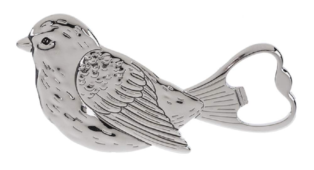 Ganz Bird Bottle Opener Silver