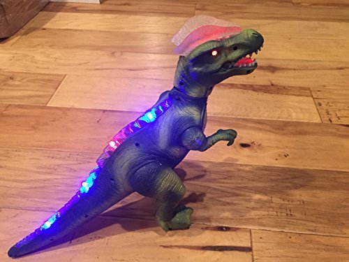Remote Control T-Rex with Light and Sound