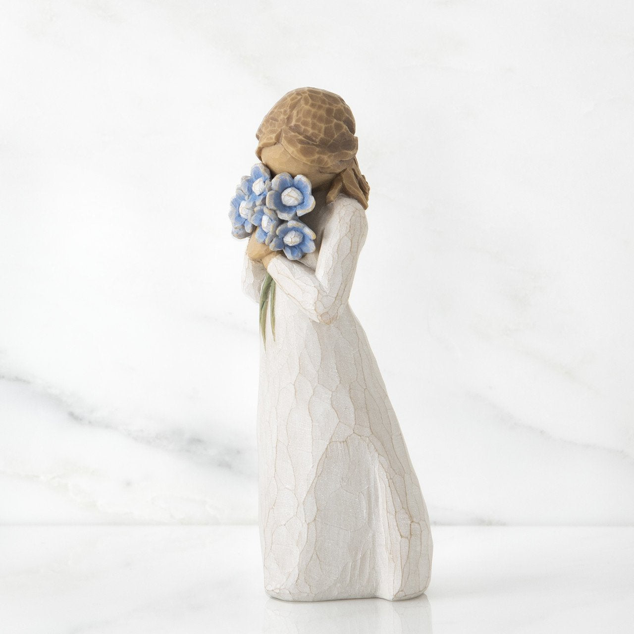 Willow Tree Forget-me-not, sculpted hand-painted figure