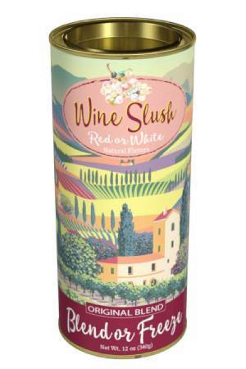 McSteven's Wine Slush Original Blend Mix, 12 Oz