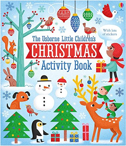 Little Children's Christma Activity Book