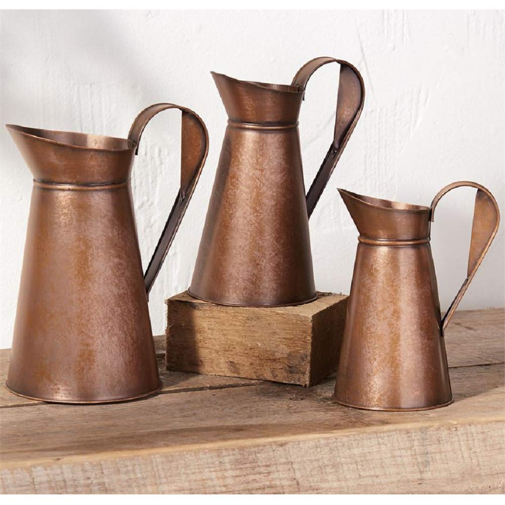 Mud Pie Copper Pitcher (Large)