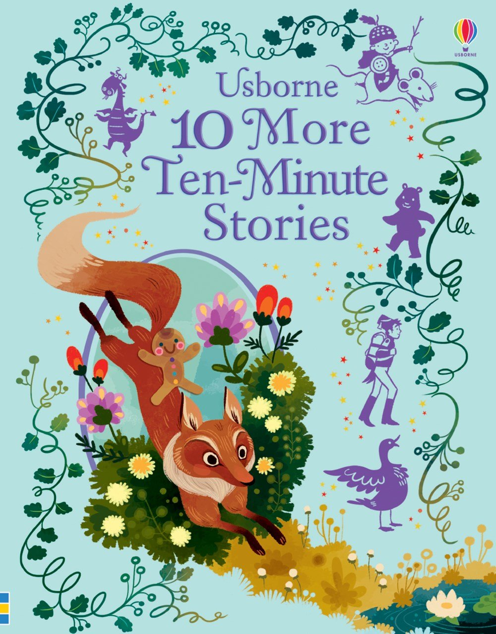 10 More 10 Minute Stories