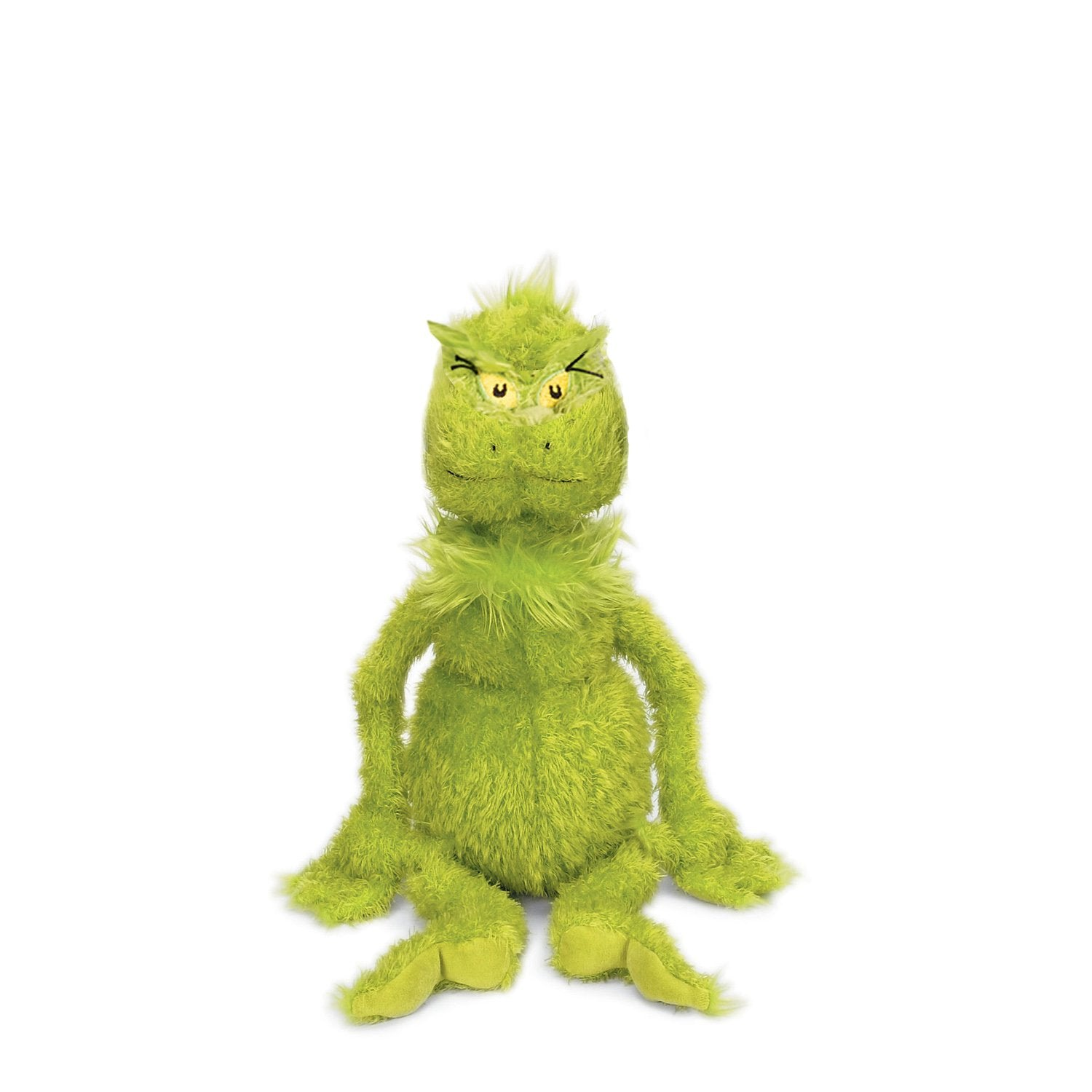 "Manhattan Toy Dr. Seuss The Grinch 9"" Soft Plush Toy"