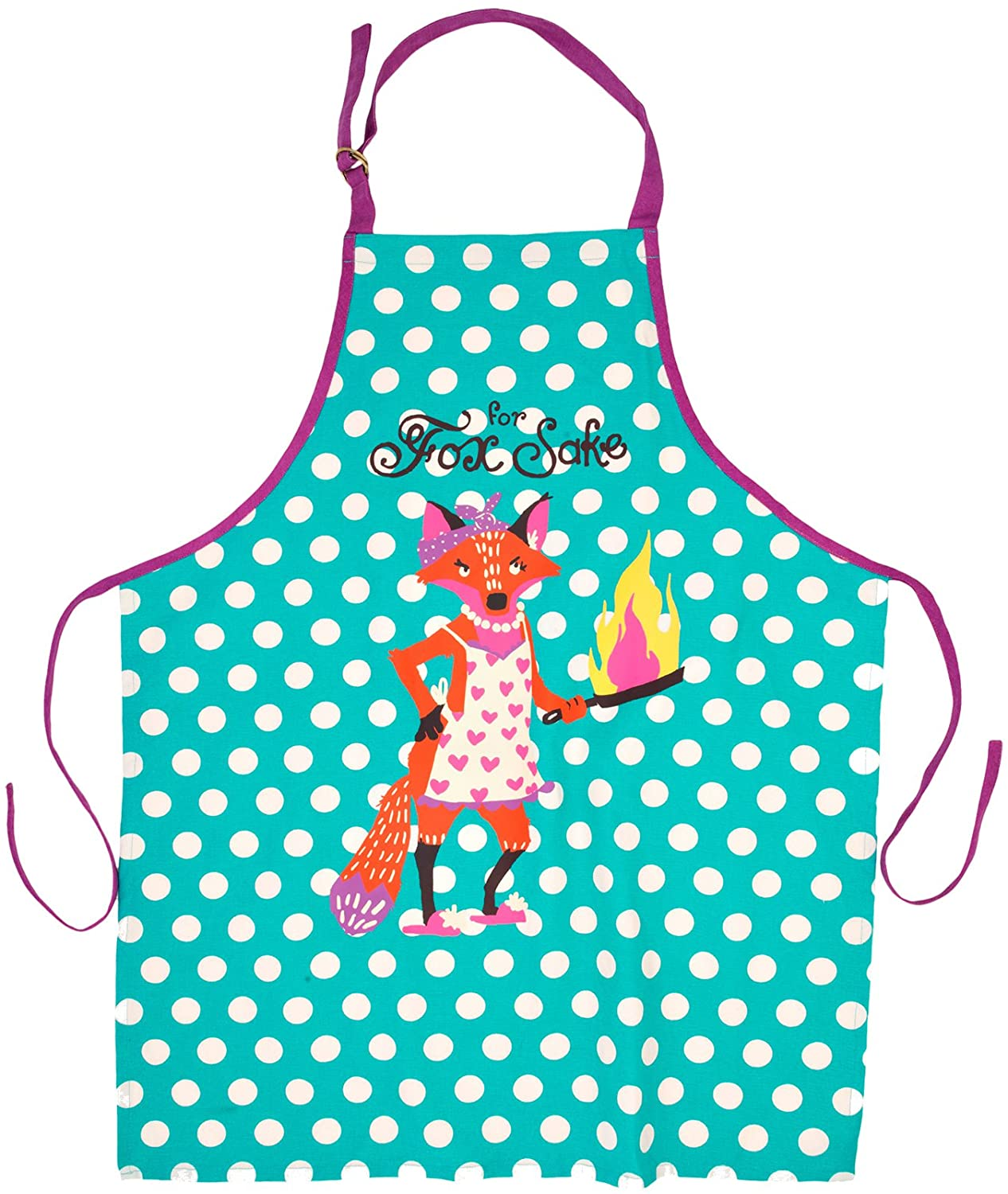 FOR FOX SAKE APRON BY HATLEY