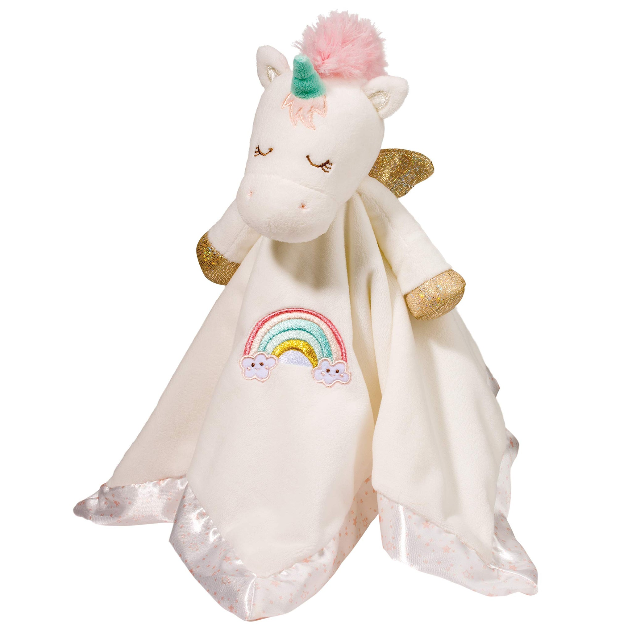 Plush Unicorn Snuggler