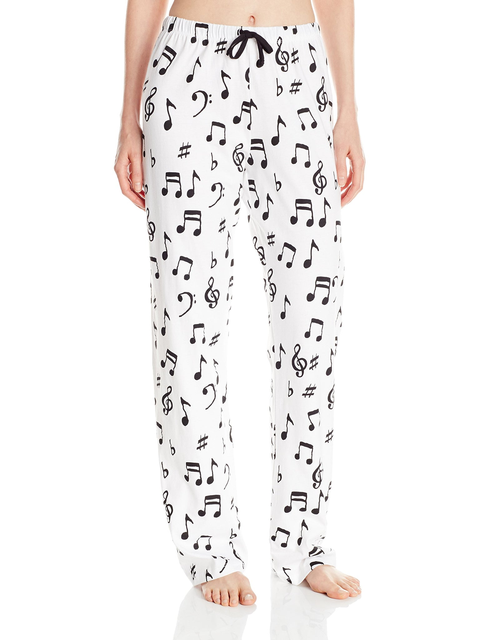 little BLUE HOUSE by Hatley Women's LBH Pajama Pants - Music Notes,Music Notes, Large