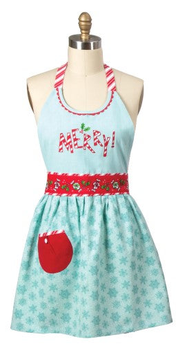 KayDee Holiday Joy Hostess Apron