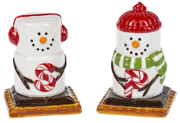 Smores Salt & Pepper Shaker Set