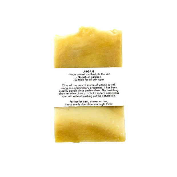 Argan Olive Oil Soap