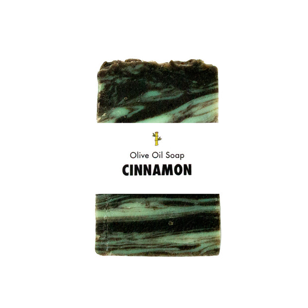 Cinnamon Olive Oil Soap