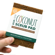 Natural Coconut Fibre Scrub Pad
